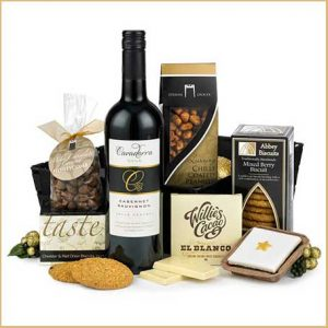 Buy her Prosecco and Gourmet Chocolates Gift for this anniversary gift