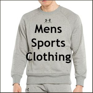 Buy him some sports clothing for all occassions for this anniversary gift