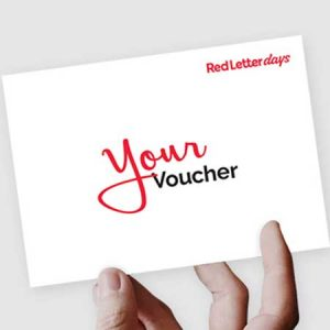 Buy him, her or the couple a red letter days gift voucher for this anniversary gift