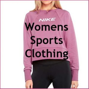 Buy her some womens sports clothing for this anniversary gift