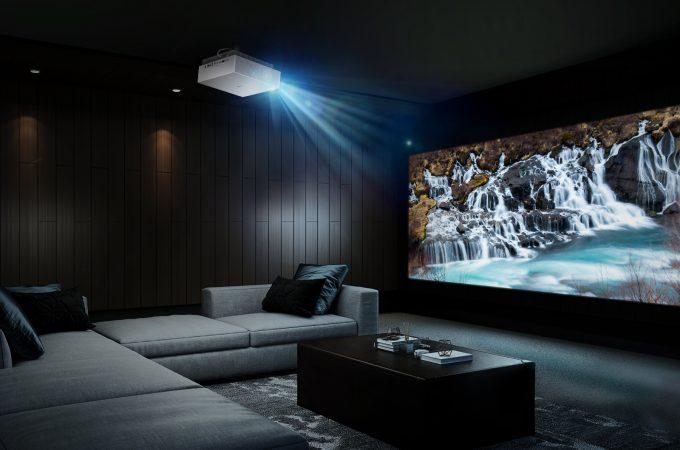 LG CineBeam Projector