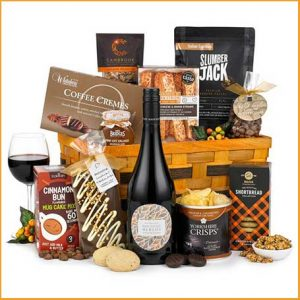 Buy them the Finest Selection Hamper for this anniversary gift