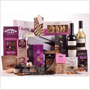 Buy them the Tempting Treats Hamper especially if you´re having a celebrations party on this anniversary