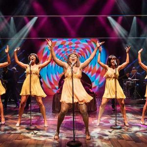Buy them the Tina Turner Musical for 2 show in London for this anniversary gift