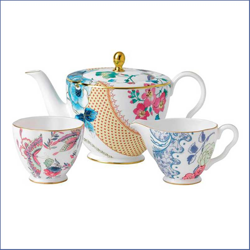 Buy them a Wedgwood Tea Set for this anniversary gift