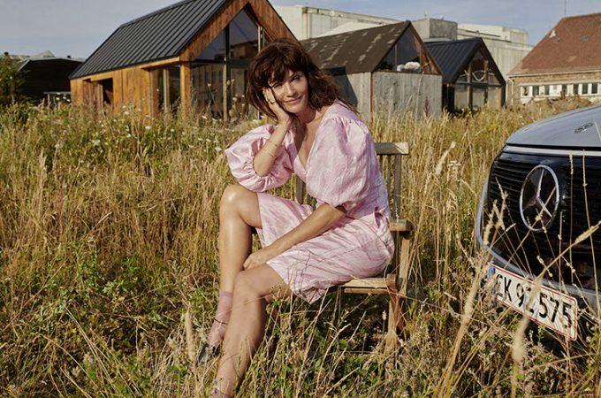 Helen Christensen at Copenhagen Fashion Week