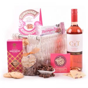 Buy the adorable hamper for this anniversary gift