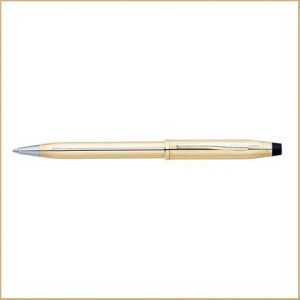 Buy him the Century II Gold Ballpoint Pen gift on this 50th wedding anniversary