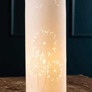 Buy them this Dandelion Luminaire Lamp for their anniversary gift