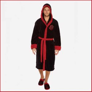 Buy him the Star Wars Kylo Ren Mens Bathrobe for this anniversary gift