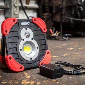 Buy him the Lumen Worklight And Powerbank very handy for his shed for this anniversary gift