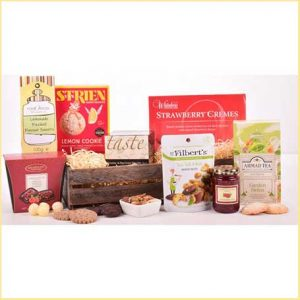 Buy them the natures bounty hamper for this anniversary gift