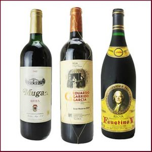 Buy him a bottle or two of Spanisg vintage wine for this anniversary gift