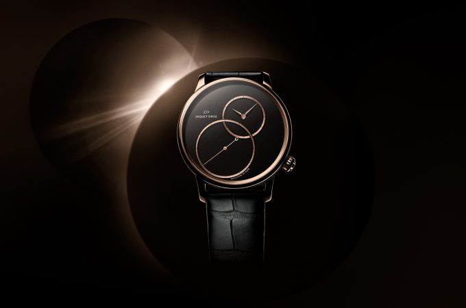 Jaquet Droz Grande Seconde watch
