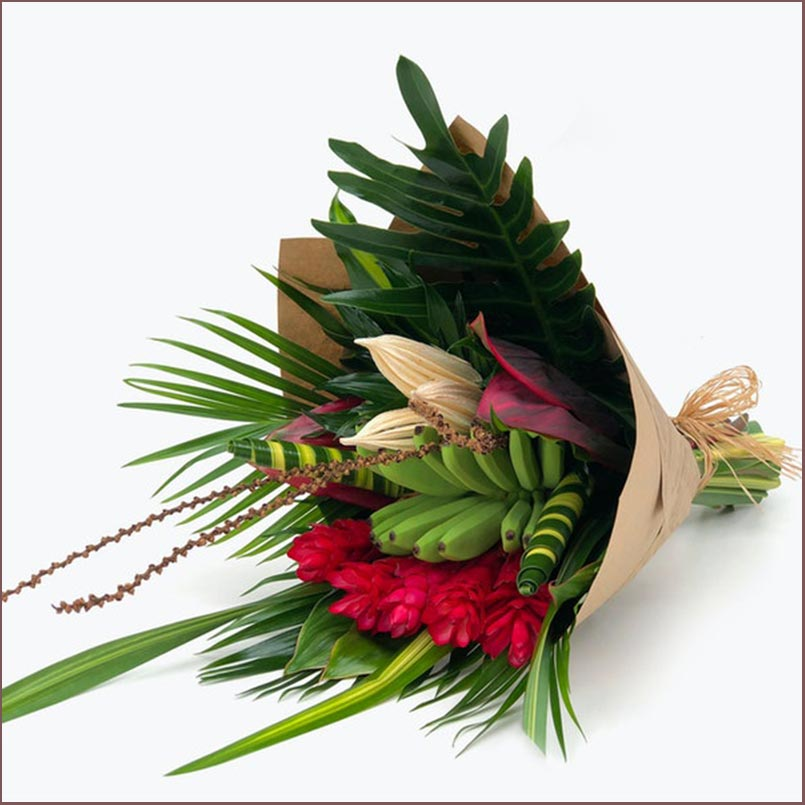 Buy her the Tropical Soul Bouquet for this anniversary gift