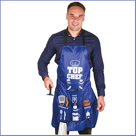 Buy him the Ultimate Men´s Apron for this anniversary gift
