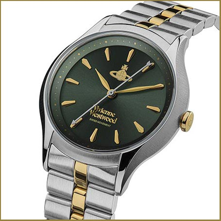 Buy her this Vivienne Westwood Savile Watch for this anniversary gift
