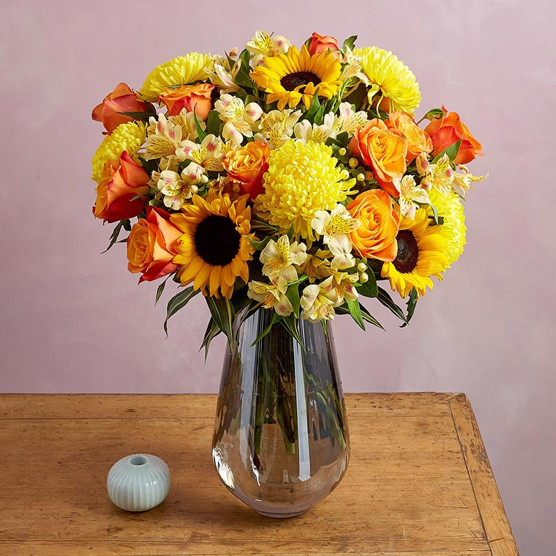 Buy them or her the Bella Bouquet for this anniversary gift