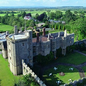 Buy her or them a Overnight Getaway to a Castle for Two for this anniversary gift