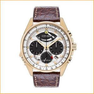 Buy him the Citizen Limited Edition Alarm Chronograph Watch for this anniversary gift