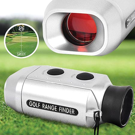 Buy him the Digital Golf Distance Range Finder for this anniversary gift
