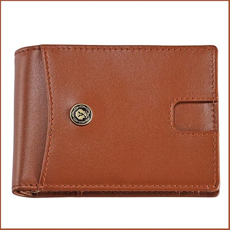 Buy him the Cross Tan Wallet for this anniversary gift