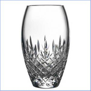 Buy them the Dorchester Vase made from the finest crystal for this anniversary gift
