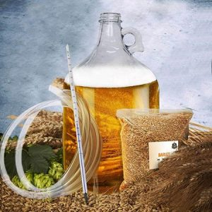 Buy him the Dutch Brew Beer making kit for this anniversary gift