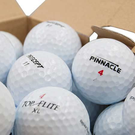 Buy him or her some new golf balls for this anniversary gift, always welcome gift for the golfers out there