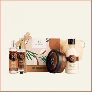 Buy her Hand-Cracked Coconut Big Gift Box for this anniversary gift