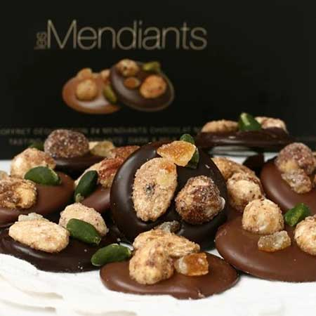 Buy the Les Mendiants Gift Box for this anniversary gift