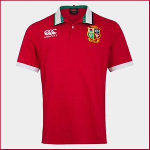 Buy him or her the British & irish Lions rugby shirt for this anniversary gift