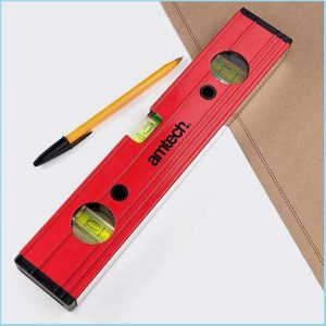 Buy him this personalised spirit level for this anniversary gift