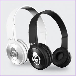Buy them Set of 2 Bluetooth Headphones for this anniversary gift