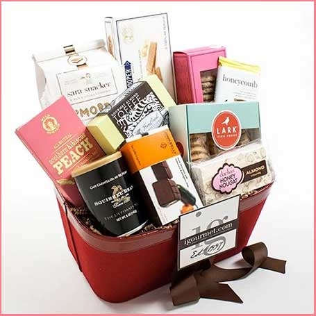 Buy them this Ultimate Sweet Cravings Gift Box on this anniversary