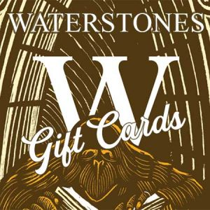 Buy him or her a book gift card for Waterstones for this anniversary gift