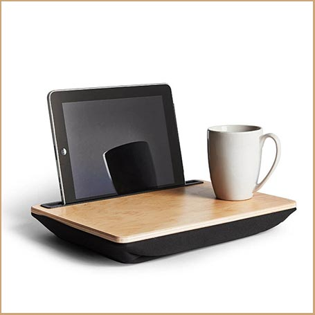 Buy this Wood iBed Lap Desk for any anniversary gift