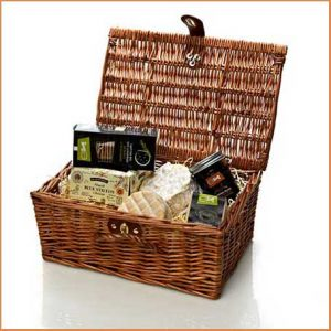 Buy them the Classic Cheese Hamper for this anniversary gift