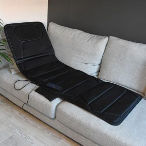 Buy him or her this full body massage mat, It's a massage mat that soothes your entire body at once!for this anniversary gift
