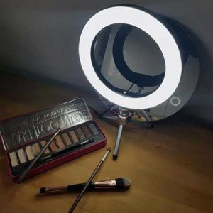 Buy her or him this handy LED ring light for this anniversary gift