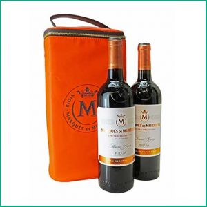 Buy him A lovely gift for Rioja lovers - two bottles of Marques de Murrieta Gran Reserva in a carry case for this anniversary gift
