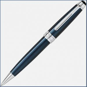 Buy him the Montblanc Meisterstück Blue Hour pen for this anniversary gift