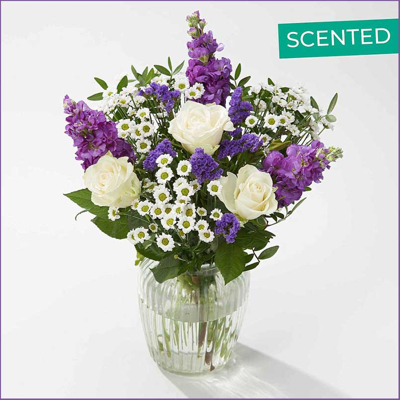Buy her or the celebrating couple this Twinkling Nights Bouquet for their anniversary gift