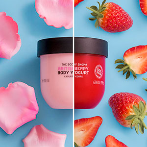 Full range of cruelty free body creams and beauty products from the Body Shop would make a great gift