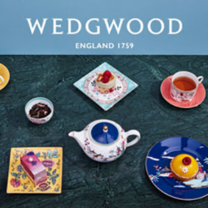 Buy her or them a Wedgwood Tea Set for this anniversary gift