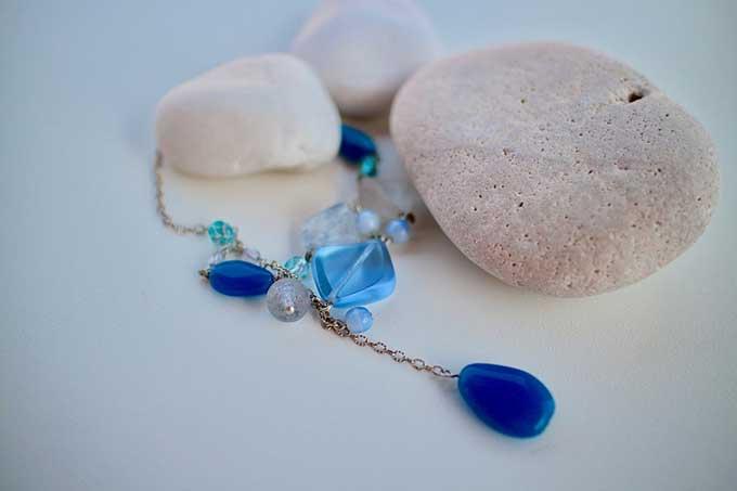 32nd wedding anniversary - gem is Lapis Lazuli