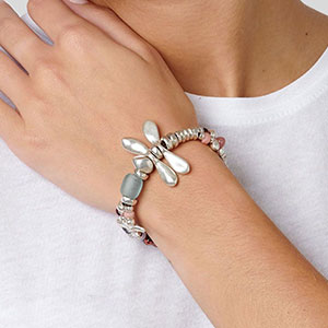 Buy her the All Time Bracelet for this anniversary gift