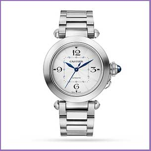Buy her a luxury watch a treasured timepiece for this anniversary gift
