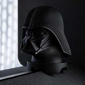 Buy him the Darth Vader Bluetooth Speaker for this anniversary gift