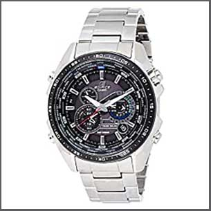 Buy him the Casio edifice watch for this anniversary gift
